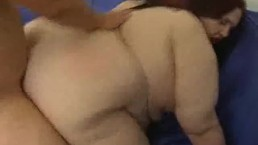 BBW Demissis Loves To Take It From Behind