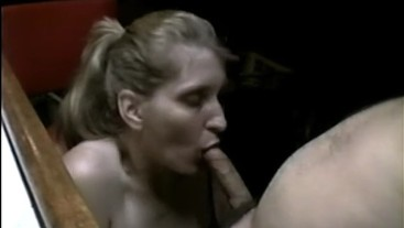 STEPMOM GETS STEPSONS COCK JAMMED DOWN HER THROAT 1990s