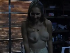 Slow-Mo Titty Shimmy