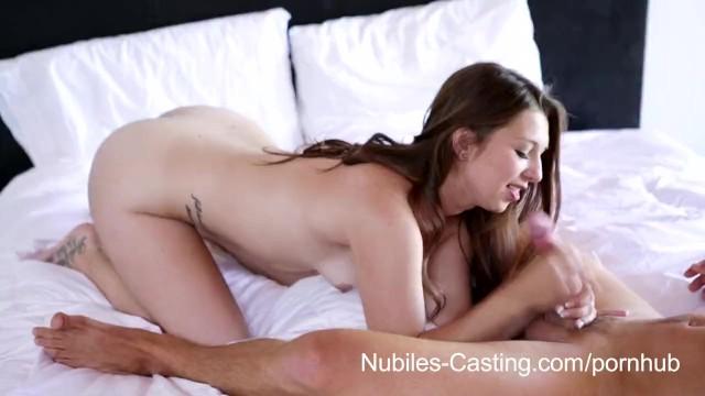 Fresh nubile porn Nubiles casting - hardcore porn audition for fresh newcomer