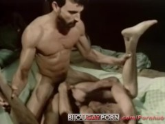 Vintage porn star Al Parker fucks Bob Blount in INCHES (1979)