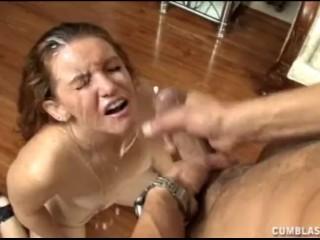 Sexy Furry Females Fucking, Redhead Babe Loves Getting Splattered Cumshot Handjob Teen