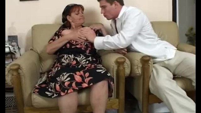 Mature ladies moms - Mature lady rewards boy for cleaning