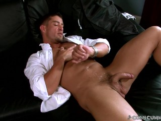 Cody Cummings HOT Solo Masturbation