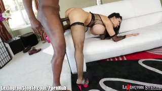 - Lexington Steele - Amy Anderssen And Her Huge Tits Fucked By Lexs Amazing Cock