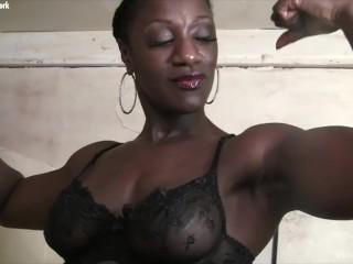 Empress - Powerful Ebony Mistress