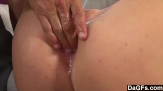 Her crazy makes ass squirt like fingering ass couch