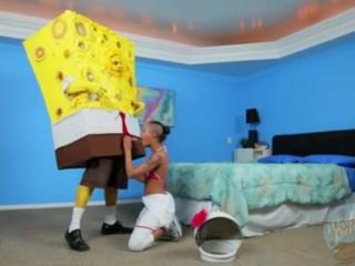 SpongeBob XXX parodia