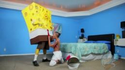 SpongeBob seks - SpongeKnob SquareNuts
