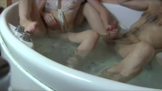 By blowjob chrystall hidden bathtub of sylvia facefuck art parabolic sucking teen