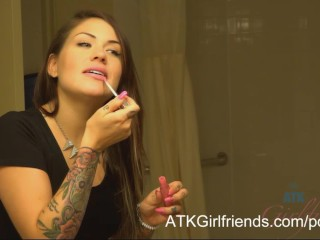 Teen Abused Xxx Karmen Karma Gets A Pov Cum Facial In Vegas After Your Date,