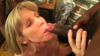 Carol Cox Fucks 2 Big Black Cocks porno