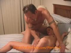 Teen Baby Sitter FUCKS the Daddy
