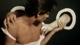 Trippy Glory Hole Scene from Vintage Gay Porn ROUGH CUT (1985)