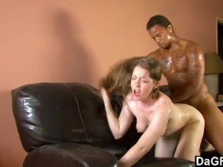 Go Ahead Honey, Suck A Black Dick