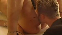 Hot couple giving each other oral pleasure