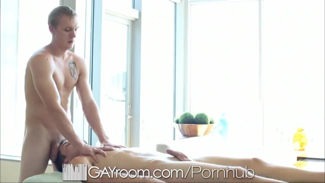Gay husband if into sex tell Gayroom sensual massage turns into hot sex