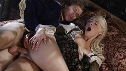 """La parodia porno de """"La bella addormentata"""""""