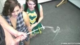 Naughty Schoolgirls Like Big Dicks
