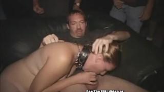 Theater a porn on freak cum leash slut theatersluts young