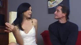 Gorgeous MILF Seduces Her Younger Stepson