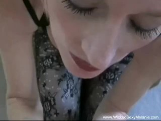 Standing Finger Fuck Wicked Sexy Milf Lipstick Blowjob, Amateur Blowjob Mature