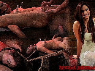 Watch Now Xxx Stella May Is Bound And Chained For More Deep Dicking, Bondage Fetish