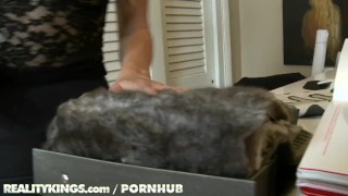 Reality Kings Hot Milf gets hers