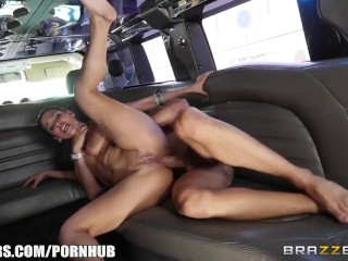 Samia loves limo Anal – Brazzers