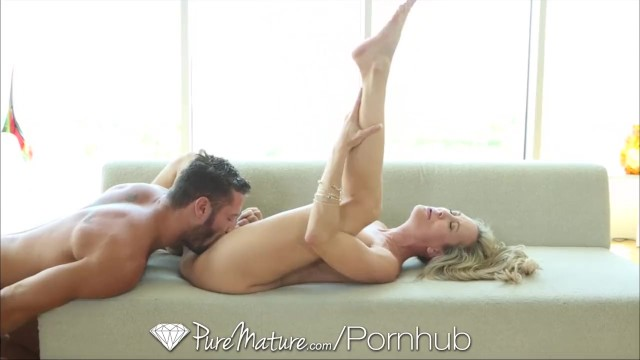 Puremature Sexiest Milf Shows How Flexible She Is -2129