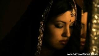 Woman music hear bolly her asian desi