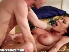 SweetSinner James Deen hot fuck with Busty MILF