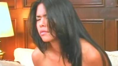 That Cute Latina Hottie Little Lupe Masturbates