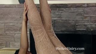 hairy strip