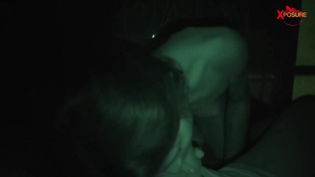 многим трах ночное видение девушкой трахают друг
