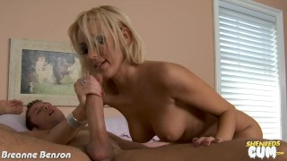 Sexy Breanne Benson fucking