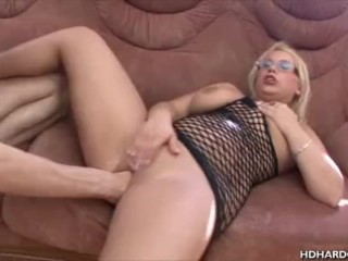 Chunky Babe Desire Gets Fucked