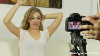 Dahlia Sky gives a sexy interview