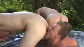 Jacuzzi Groupsex Fun