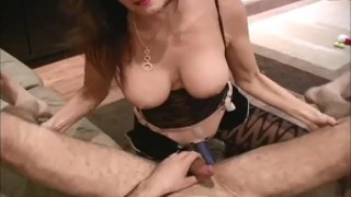 Pegged In Stockings! Canada's Kinkiest MILF Shanda Fay!  strap on ass pegging pegged femdom canadian amateur cumshot milf shandafay kink brunette stockings housewife canada body suit