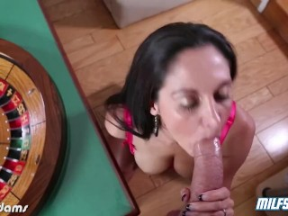 Milf ava addams take cock in pov