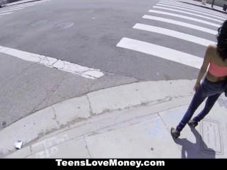 TeensLoveMoney - Jade Jantzen Fucks For Cash