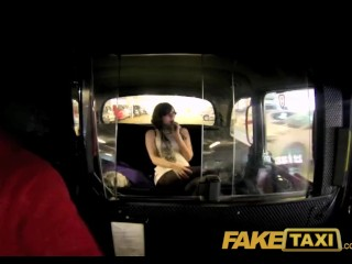 Tits Fall Out Drifting FakeTaxi She loves riding a big cock on the backseat