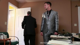 Stormy Daniels  fucks her office boytoy Jayden scott