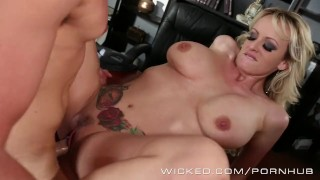 Fucks daniels stormy office boytoy her wickedpictures big