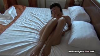 Películas calientes porno - Footjob After A Shower
