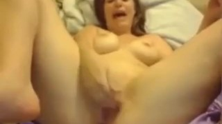 Girl Surprises Herself with First Squirt