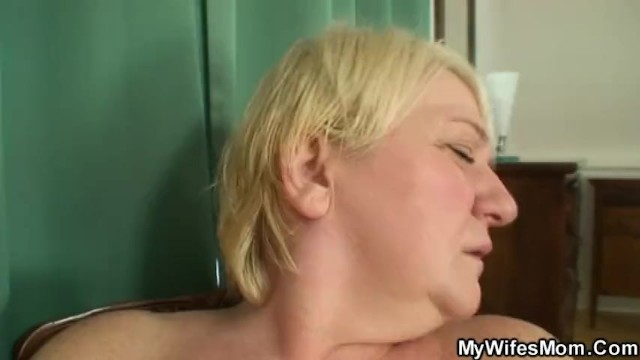 He Finds Mother-In-Law Naked And Fucks Her - Pornhubcom-4944