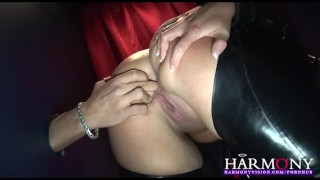 HarmonyVision Gloryhole Anal Sluts  harmony vision ass fuck high heels british redhead blowjob gloryhole cumshot english hardcore kink 3some fishnet toys latex harmonyvision lingerie pissing finegring huge tits