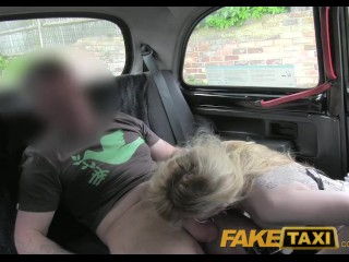 Sex With Boy Faketaxi Hairy Minge Surprise For Randy Taxi Driver, Amateur Blowjob Small Tits